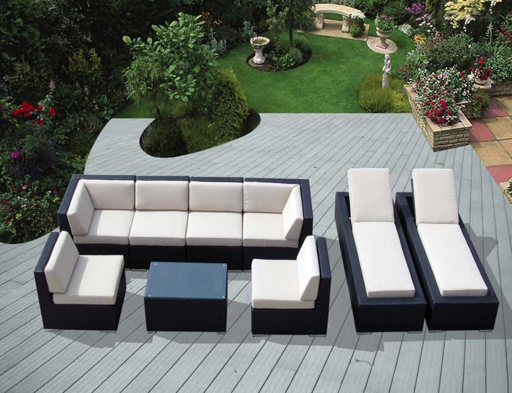 Gorgeous Ultra Modern Patio Furniture Amazing Sectional Patio Furniture Outdoorlivingdecor For Outdoor