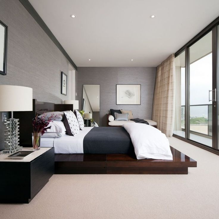 Great Beautiful Modern Bedrooms Modern Bedroom Design Ideas Fpudining