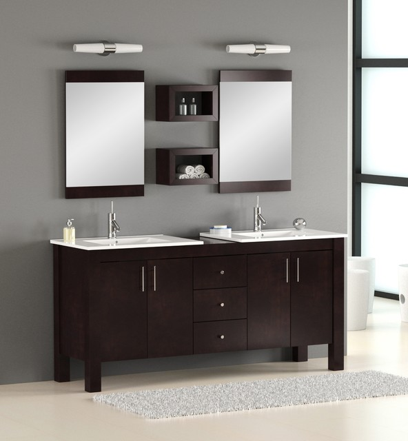 Great Contemporary Bath Cabinets Gorgeous Contemporary Bathroom Vanities And Sinks Cagedesigngroup