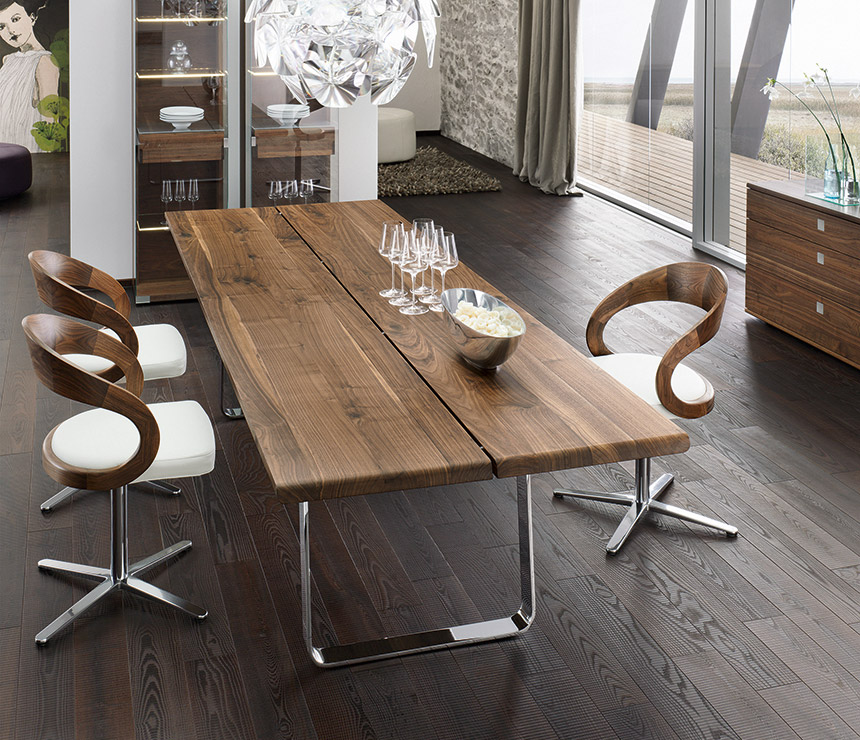Great Contemporary Wood Dining Table Attractive Contemporary Wood Dining Table Modern Modern Wood Igf Usa