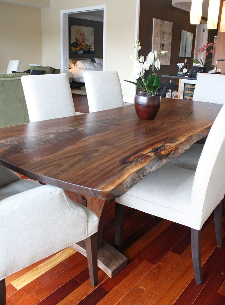 Great Contemporary Wood Dining Table Dining Room Elegant Contemporary Rust Table Modern Wood Tables
