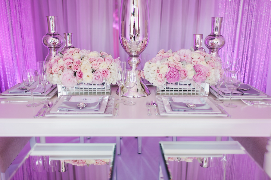 Great Design House Decor Blushed Glamourous Wedding Decor Inspiration