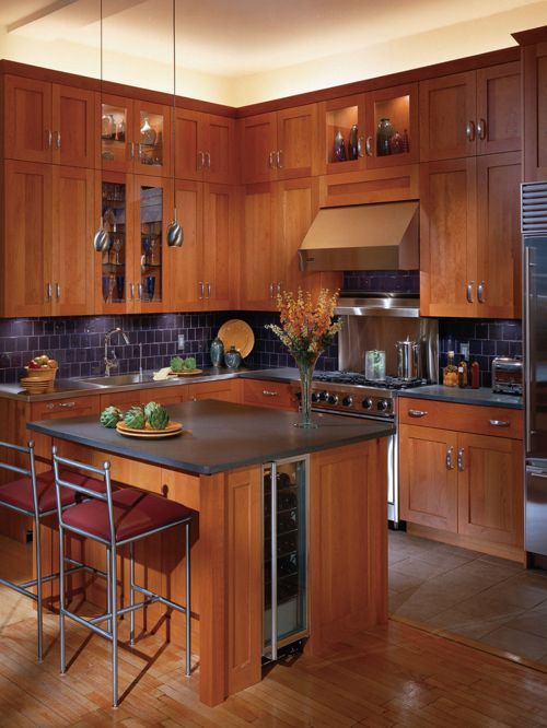 Great Houzz Kitchen Cabinets Cherry Kitchen Cabinets Houzz