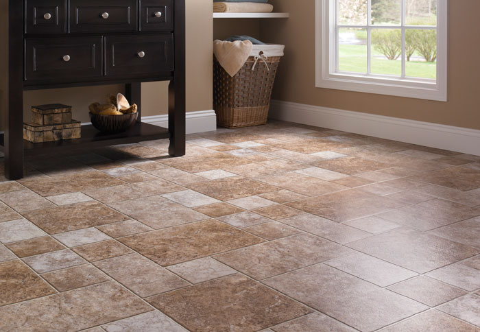 Great Large Vinyl Floor Tiles Tiles Inspiring Lowes Bathroom Floor Tile Lowes Bathroom Floor