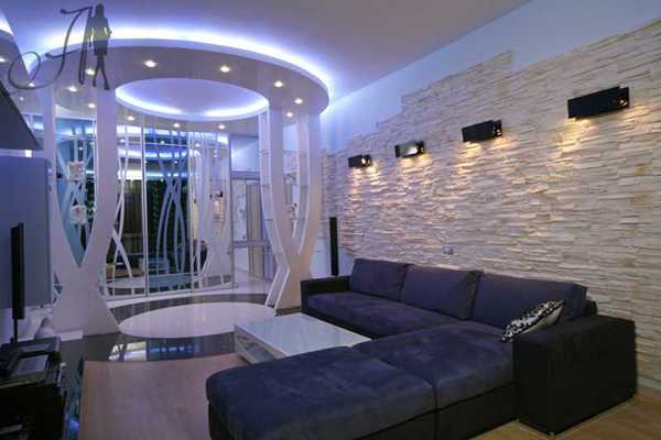 Great Led Living Room Lights 30 Glowing Ceiling Designs With Hidden Led Lighting Fixtures