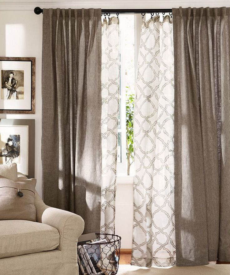 Great Living Room Curtain Ideas Best 25 Living Room Curtains Ideas On Pinterest Curtains