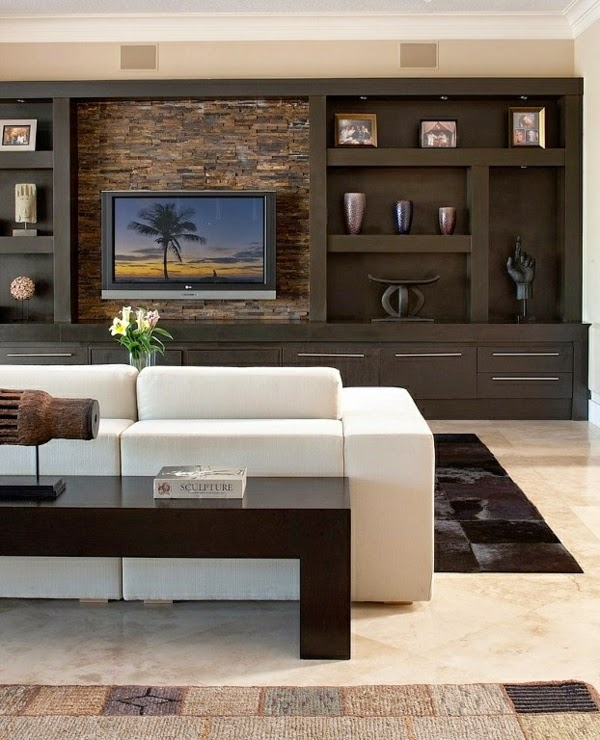 Great Living Room Wall Units 20 Wall Units For Living Room Design 40 Contemporary Living Room