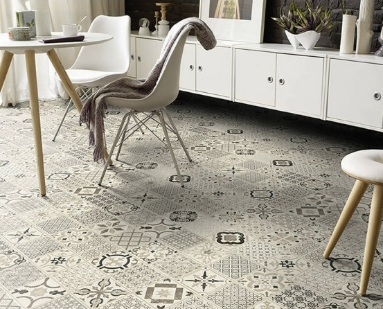 Great Luxury Click Vinyl Creative Flooring