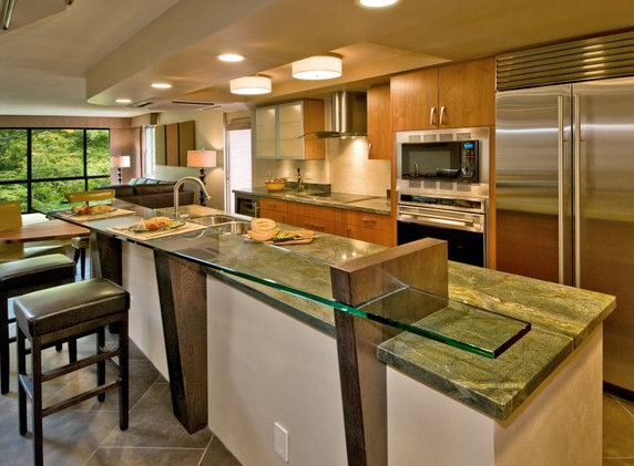 Great Luxury Kitchen Countertops Luxurious Island Design Ideas For High End Kitchen Countertops