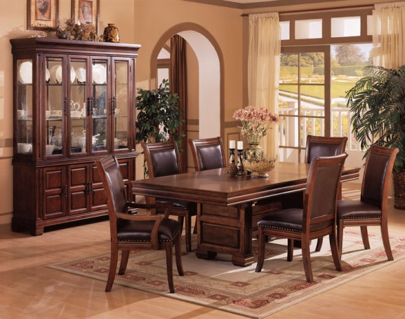 Great Luxury Wooden Dining Tables Wood Dining Room Onyoustore