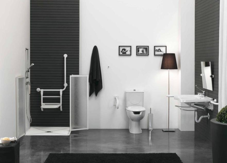 Great Modern Bathroom Supplies 6 Tips To Design A Bathroom For Elderly Inspirationseek