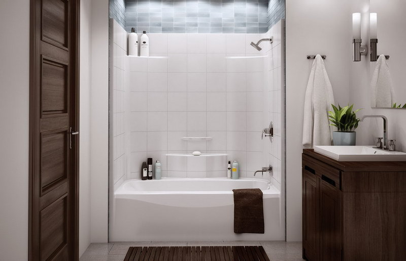 Great Modern Bathroom With Tub Bathtubs Idea Awesome Deep Tub Shower Combo Deep Tub Shower