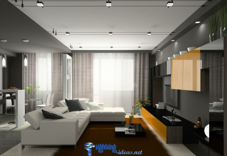 Great Modern Ceiling Lighting Ideas Renovate Your Interior Design Home With Best Stunning Living Room