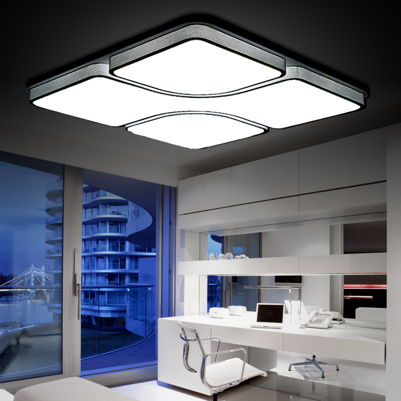 Great Modern Led Lighting Modern Led Ceiling Lights For Living Room Bedroom Lamparas De