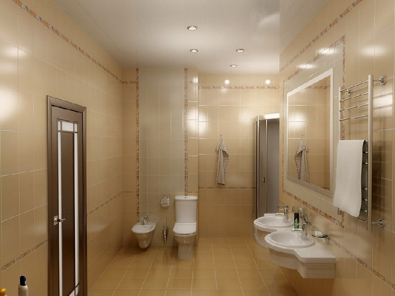 Great Modern Style Bathroom Modern Style Bathrooms Are Easy Identifiable