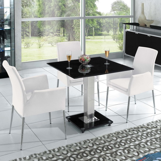 Great Small Modern Dining Table Small Modern Dining Tables Decorating Home Ideas