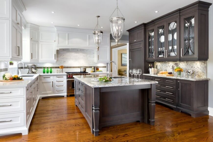 Great Top Kitchen Designs 501 Custom Kitchen Ideas For 2018 Pictures