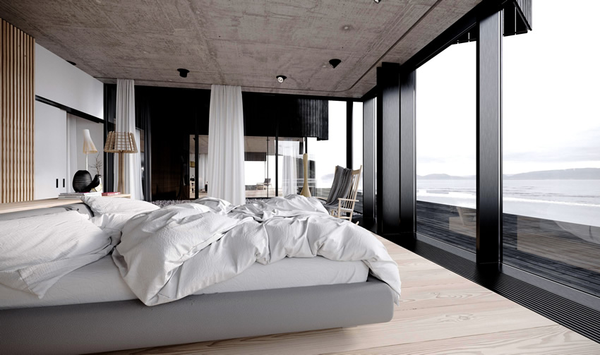 Impressive Beautiful Modern Bedrooms New Modern Rooms With Modern Bedroom Beautiful Water View Topup