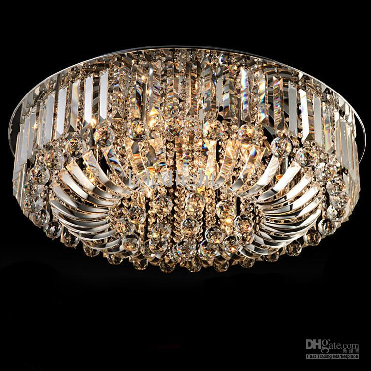 Impressive Chandelier Ceiling Lamp Innovative Crystal Light Fixtures Ceiling New Modern K9 Crystal