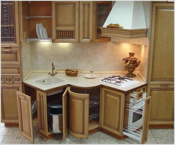 Impressive Compact Kitchen Design 10 Innovative Compact Kitchen Designs For Small Spaces