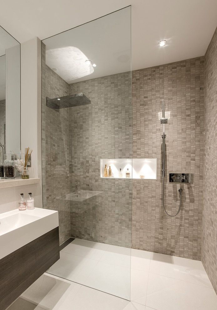 Impressive Contemporary Bathroom Showers Best Contemporary Bathrooms Ideas On Pinterest Modern Model 31