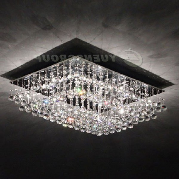 Impressive Contemporary Crystal Ceiling Lights Fabulous Crystal Ceiling Chandelier Crystal Ceiling Chandelier