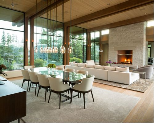 Impressive Contemporary Dining Room Design 70 Best Contemporary Dining Room Ideas Houzz