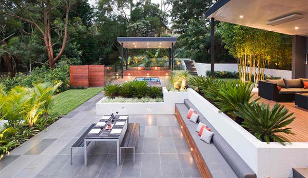 Impressive Contemporary Patio Ideas 15 Contemporary Backyard Patio Designs Home Design Lover