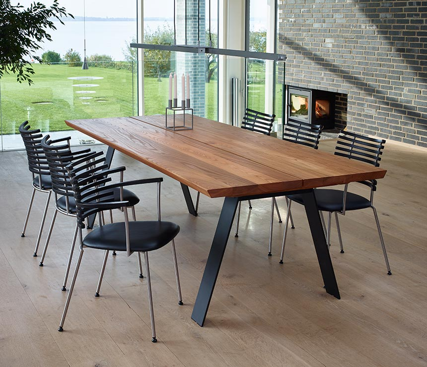 Impressive Contemporary Wood Dining Table Modern Design Dining Table Modern Home Design