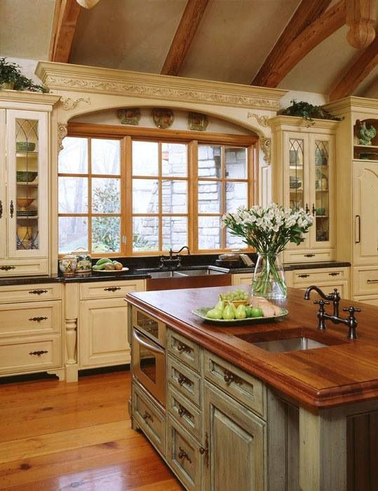 Impressive Country Style Kitchen Best 25 Country Style Kitchens Ideas On Pinterest Kitchen