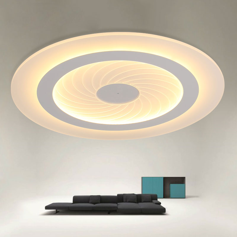 Impressive Decorative Ceiling Light Fixtures 2016 Modern Led Ceiling Lights Acrylic Ultrathin Living Room