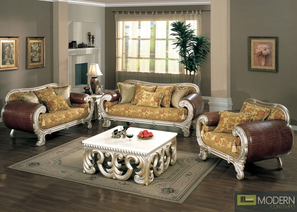 Impressive High End Living Room Furniture Good Quality High End Luxurious Formal Living Room Furniture Set