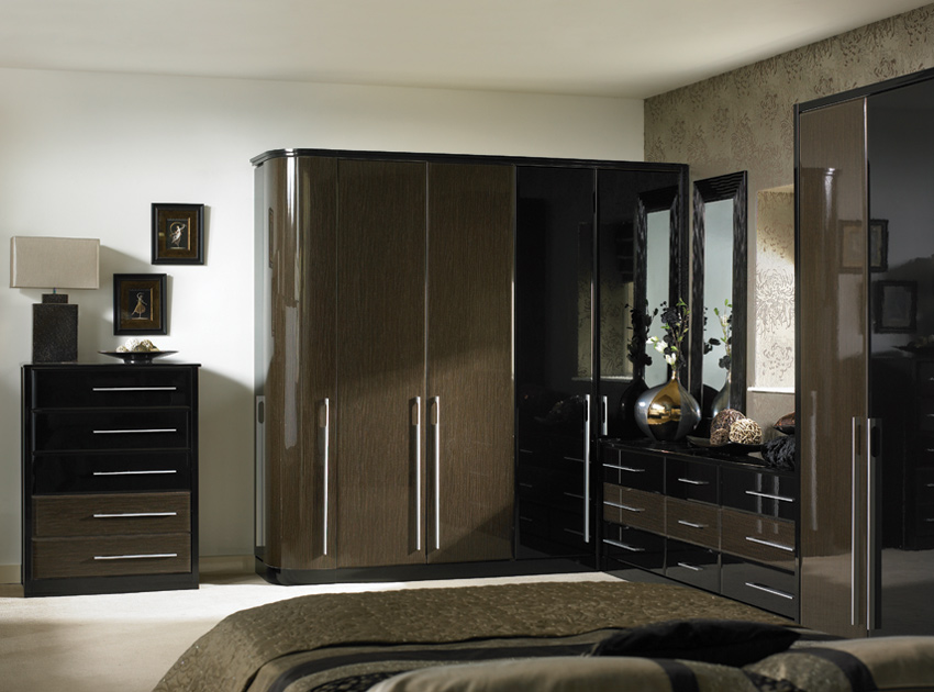 Impressive High Gloss Bedroom Furniture Create An Exotic Look To Your Bedroom With High Gloss Bedroom