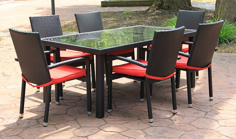 Impressive High Top Wicker Patio Set Elegant High Top Patio Dining Set Patio Sets Outdoorlivingdecor