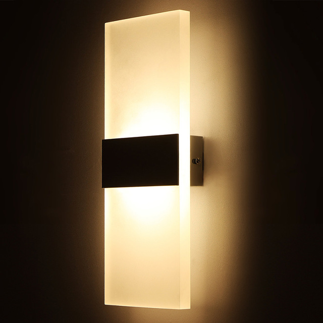 Impressive Indoor Wall Lights Modern Led Wall Lamp For Kitchen Restaurant Living Bedroom Living