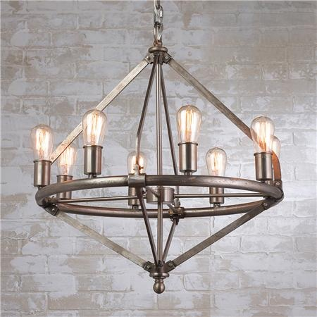 Impressive Industrial Chandelier Lighting Chandelier Lighting Design Host Industrial Chandelier Lighting