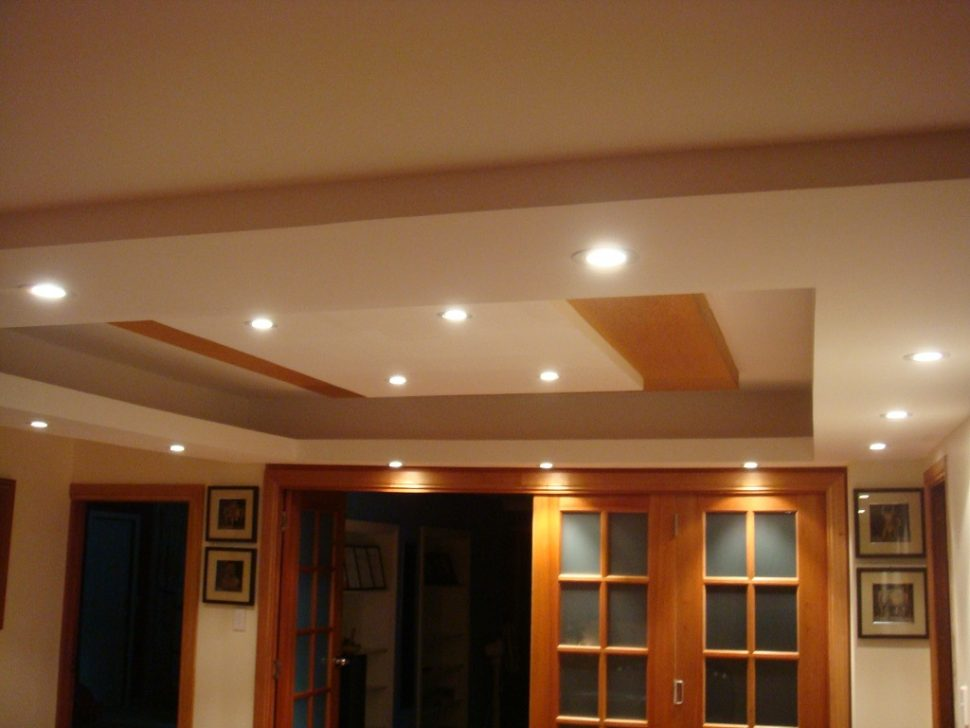 Impressive Inside Ceiling Lights Decorations Latest Gypsum Ceiling Designs With Small Lamp Inside