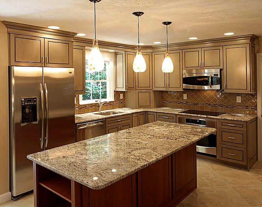 Kitchen Setup Design Modernfurniture Collection