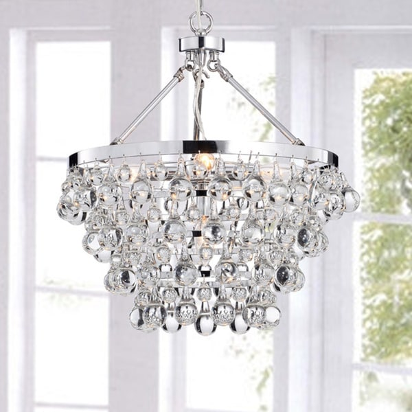 Impressive Luxury Chandelier Lighting Indoor 5 Light Luxury Crystal Chandelier Free Shipping Today