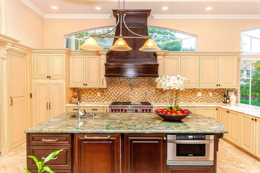 Impressive Luxury Kitchen Countertops 57 Luxury Kitchen Island Designs Pictures Designing Idea