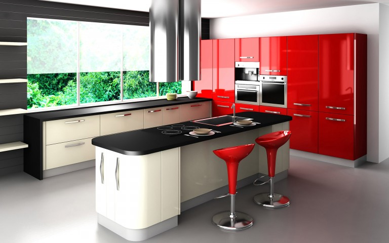 Luxury Contemporary Kitchen Designs Modernfurniture Collection