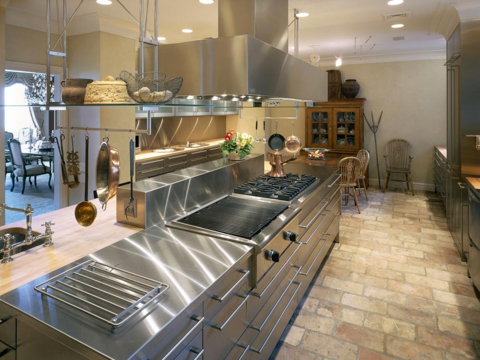 Impressive Restaurant Kitchen Design Top 10 Professional Grade Kitchens Hgtv