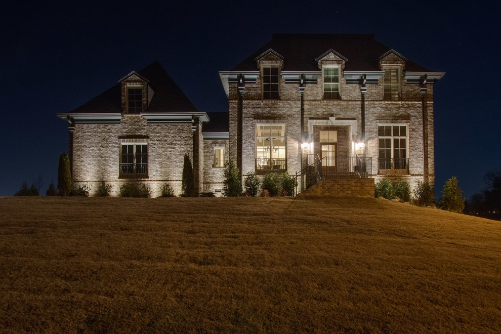 Impressive Upscale Outdoor Lighting Majestic Outdoor Lighting With Nashville Estate Outdoor Lighting