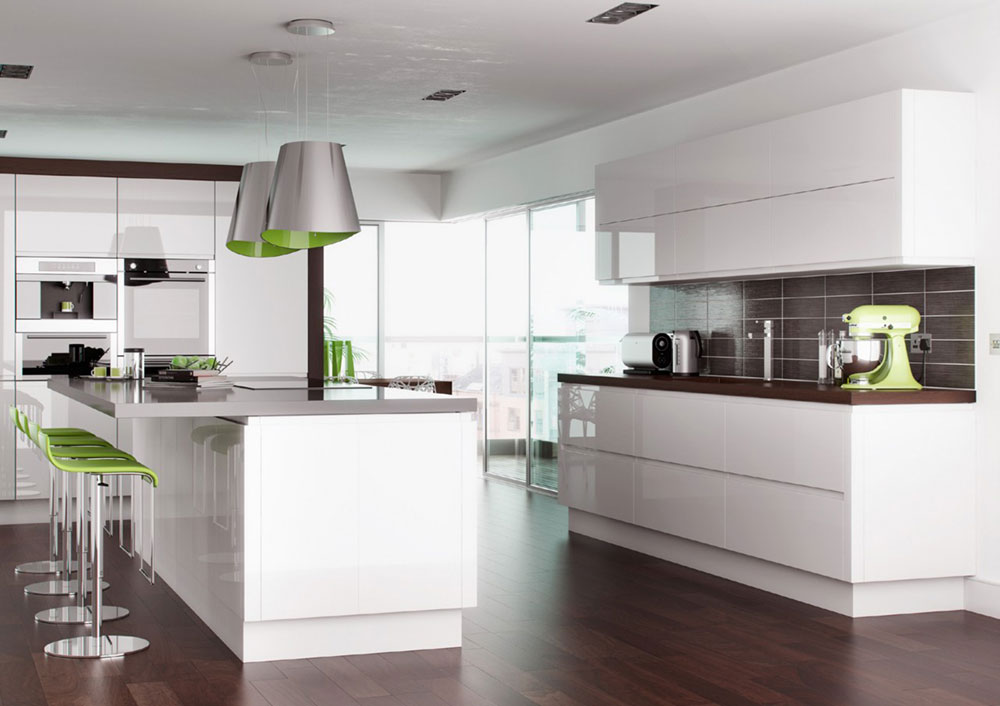 Impressive White Kitchen Designs White Kitchen Design Ideas To Inspire You 33 Examples