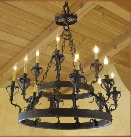 Impressive Wrought Iron Chandeliers Best 25 Wrought Iron Chandeliers Ideas On Pinterest Wrought