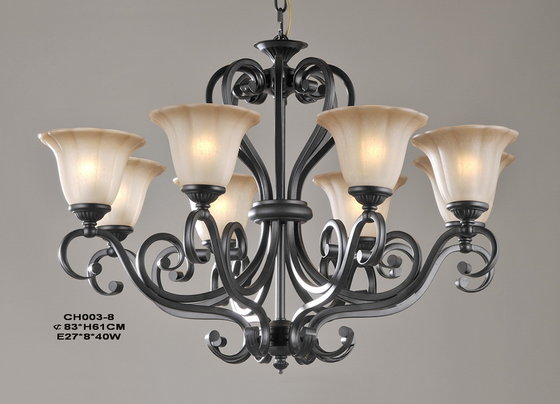 Impressive Wrought Iron Chandeliers Terrific Beautiful Black Wrought Iron Chandeliers On Decorating