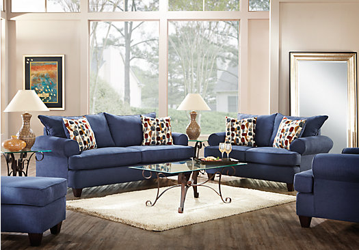 Incredible Blue Living Room Furniture Stylish Blue Living Room Furniture 14 Blue Living Room Furniture