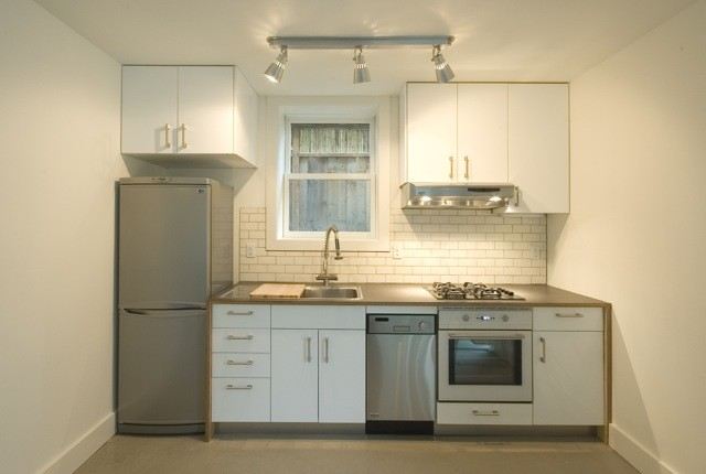 Incredible Compact Kitchen Design Compact Kitchen Modern Kitchen Portland Ivon Street Studio
