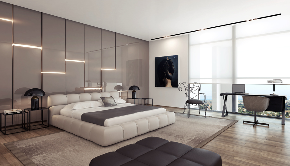 Incredible Contemporary Bedroom Decor Contemporary Bedroom Furniture Super Stylish Modern Bedroom