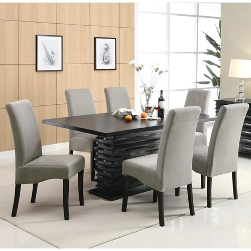Incredible Contemporary Dining Room Tables Contemporary Dining Room Sets Ingeflinte